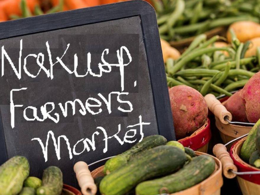 Nakusp Farmers Market