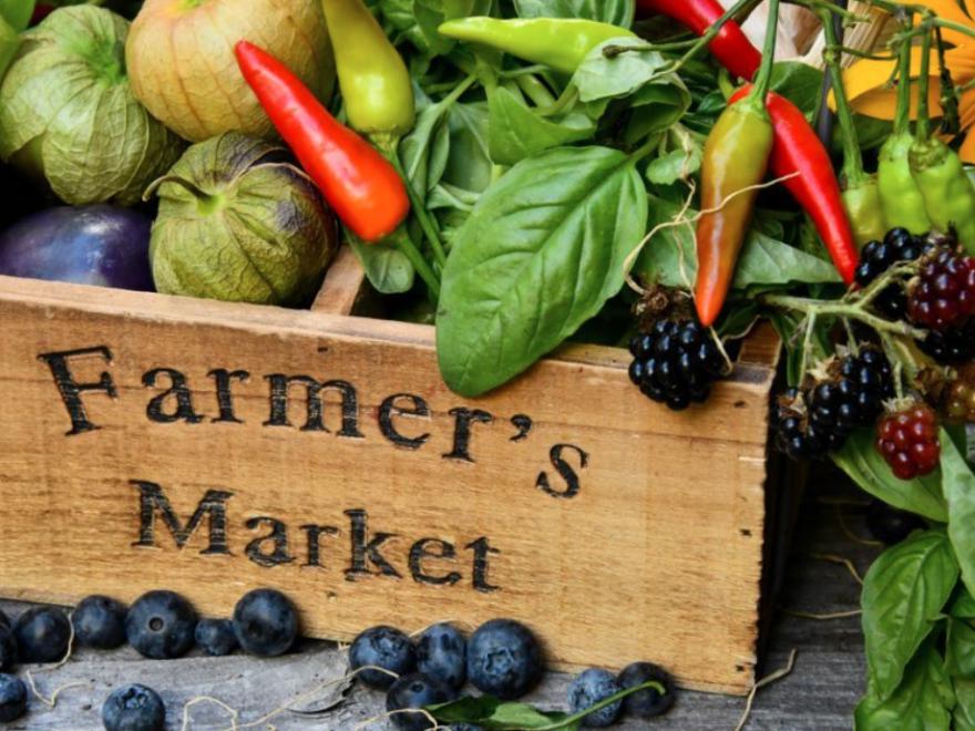 Slocan Artisan & Farmers Market