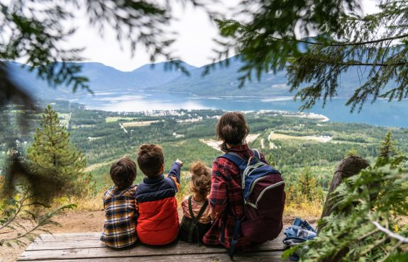 Top Family Friendly Hikes in Arrow Slocan